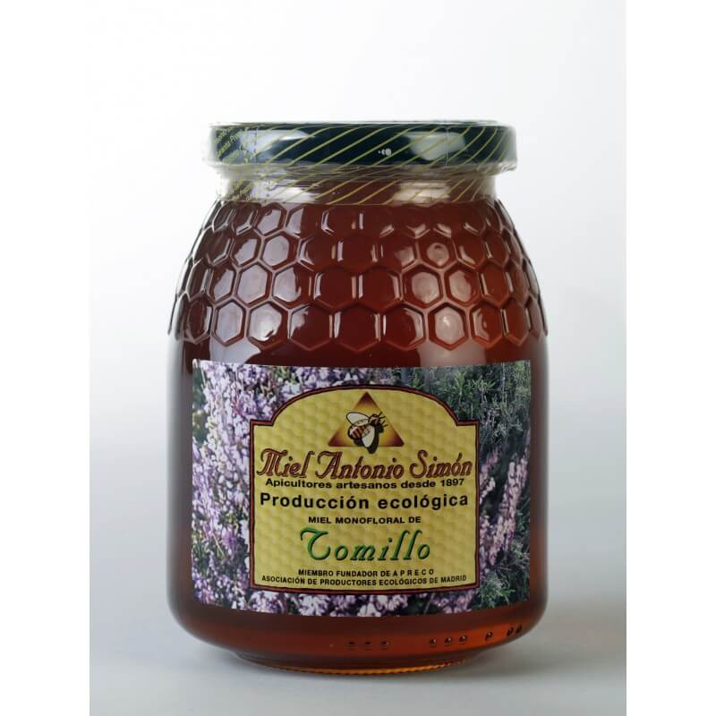 Ecological Thyme Honey